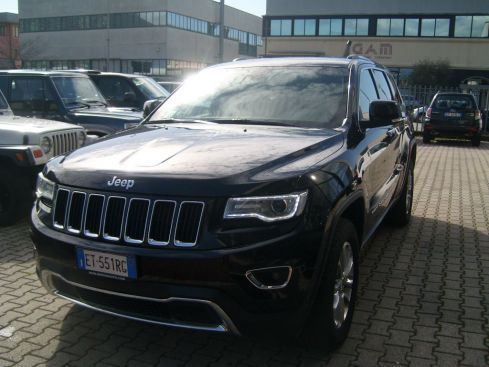 JEEP Grand Cherokee 3.0 Limited