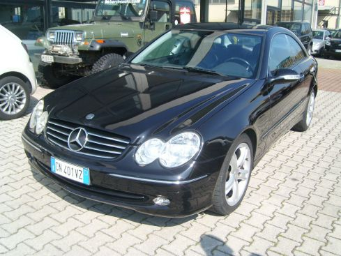 MERCEDES-BENZ CLK 270