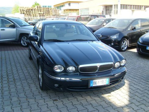 JAGUAR X-Type 3.0 Executive