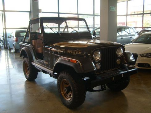 JEEP CJ-5 Golden Eagle