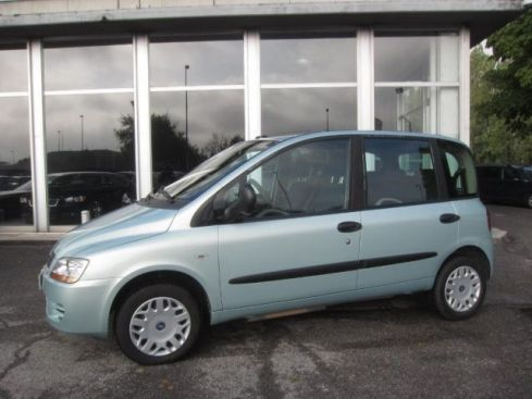 FIAT Multipla 1.6 16V Natural Power 6 POSTI