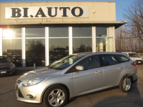 FORD Focus 1.6 TDCi 95 CV SW Plus Business NAVI