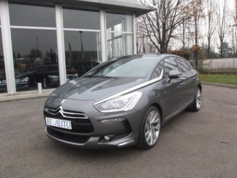DS DS 5 Hybrid4 airdream Business NAVI TETTO