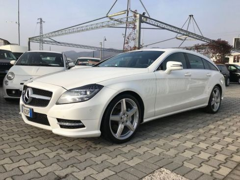 Mercedes-Benz CLS 350  ShootingBrake350CDI PACKAMG