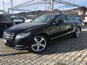 Mercedes-Benz CLS 350  CLS 350 CDI BlueEFFICIENCY 4MATIC