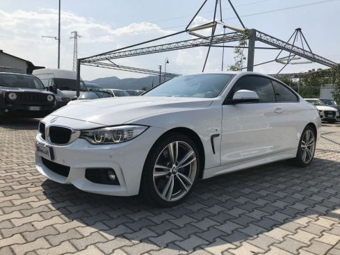 BMW 420   420d xDrive Coupé MSport UNICOPROP