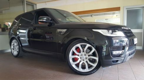 LAND ROVER Range Rover Sport  3.0 SDV6 HSE Dynamic uniproprietario
