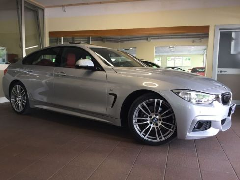 BMW 420  420d Msport UNICO PROPRIETARIO