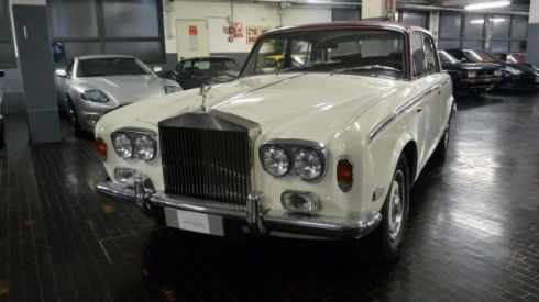ROLLS-ROYCE Silver Shadow Silveer Shadow 1