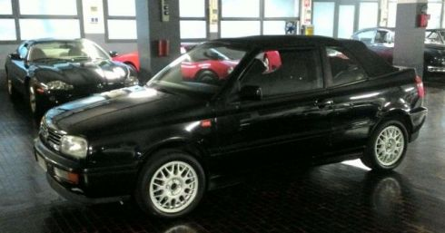 VOLKSWAGEN Golf Cabriolet 1.8 cat (75 CV) Basic