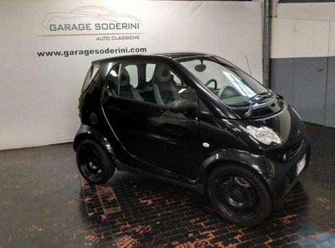 SMART ForTwo 600 smart & pure (40 kW)
