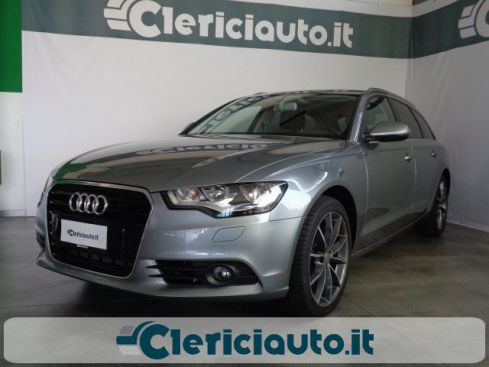 AUDI A6 Avant 3.0 TDI 204 CV multitronic Business (NAVI)