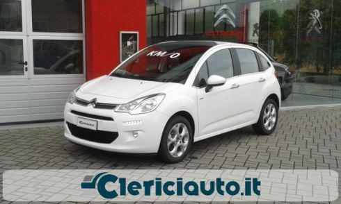 CITROEN C3 PureTech 82 Exclusive