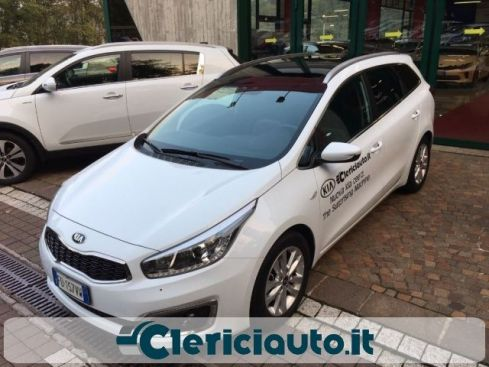 KIA  ceed Sportswagon 1.6 CRDi 136 CV DCT SW Cool MOVE&STYLE PACK