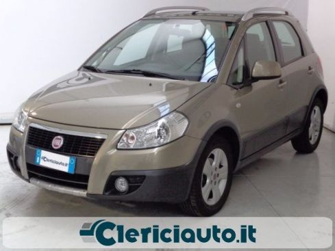 FIAT Sedici 1.6 16V 4x2 Emotion CERCHI LEGA, MP/3