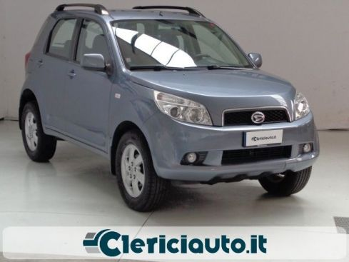 DAIHATSU Terios 1.5 4WD SX O/F Green Powered