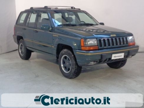 JEEP Grand Cherokee 4.0 4WD aut. Quadra-Trac Limited