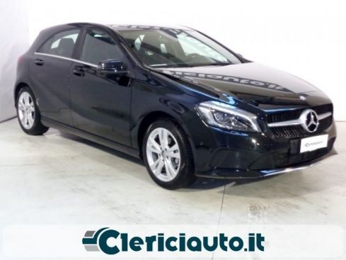MERCEDES-BENZ A 180 d Automatic Urban (NAVI, LED) - AZIENDALE