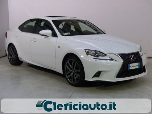 LEXUS IS 300 IS Hybrid FSport (FULL OPTIONAL)