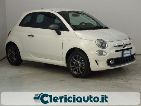 FIAT 500 1.2 S (BLUETOOTH/LED/TOUCH SCREEN)