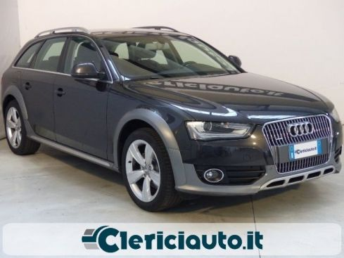 AUDI A4 Allroad 2.0 TDI 177 CV S tronic Advanced