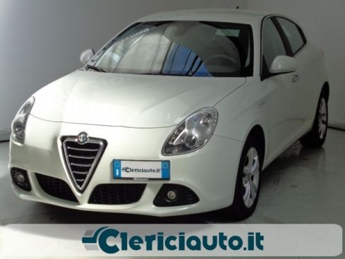 ALFA ROMEO Giulietta 1.4 Turbo 120 CV GPL Distinctive - PROMO