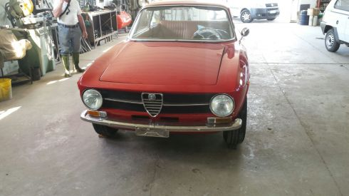 ALFA ROMEO  1300 junior