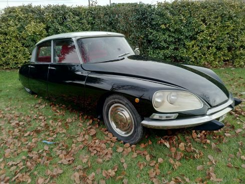 CITROEN DS id 20