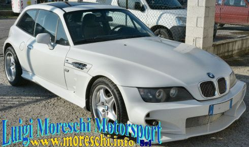 BMW Z3 Coupè 2,8 M E36