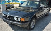 BMW 735 I Incidentata 1990