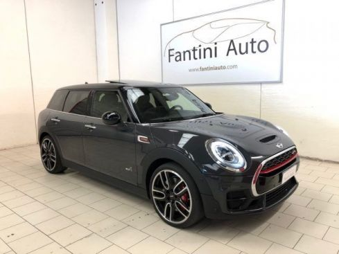 MINI John Cooper Works Mini 2.0 ALL4 TETTO TELECAMERA NAVI FULL OPTIONAL