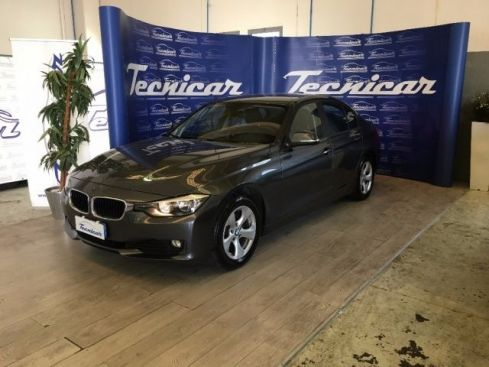BMW 320 d cat EfficientDynamics