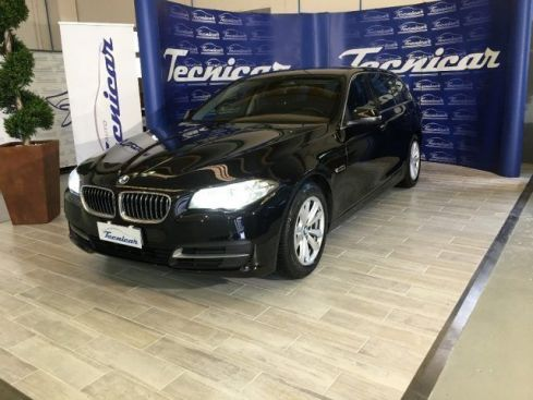 BMW 520 d xDrive Touring aut.