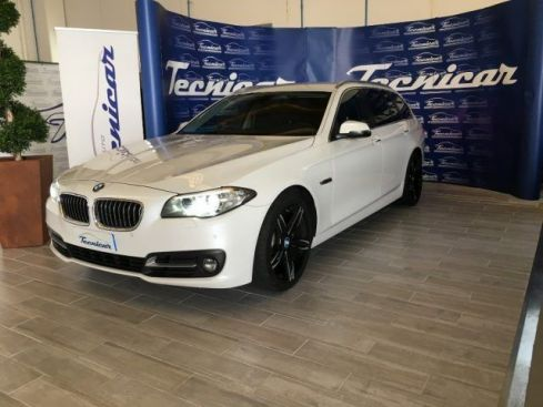 BMW 520 d xDrive Touring