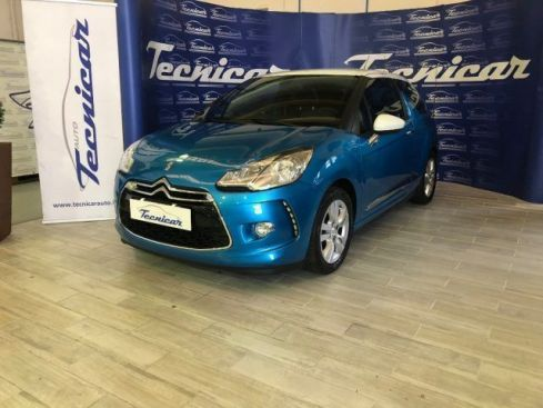 DS DS 3 1.2 VTi 82 Chic