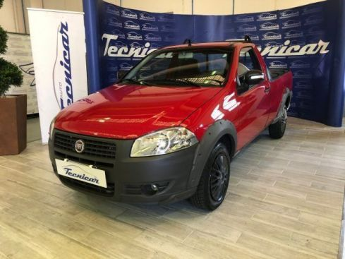FIAT Strada 1.3 MJT 95CV Pick-up Working