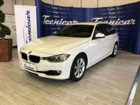 BMW 320 d Touring Business aut.