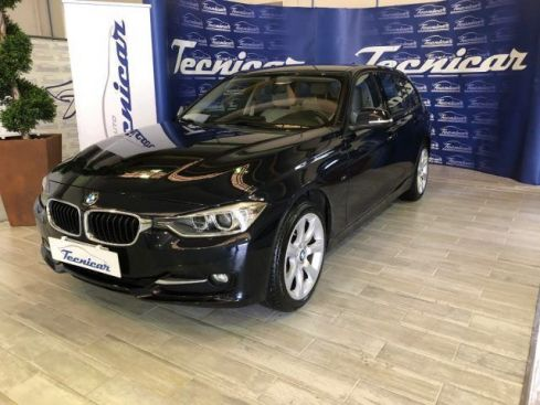 BMW 320 d xDrive Touring Sport