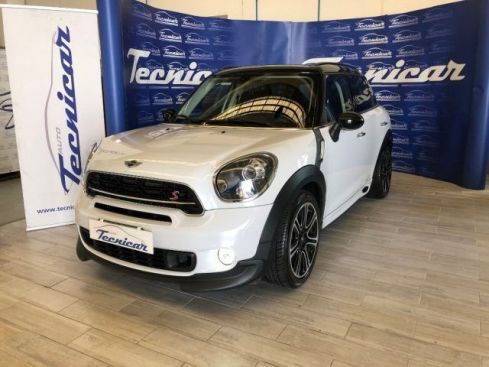 MINI Countryman Mini Cooper SD Countryman JONN COOPER WORKS