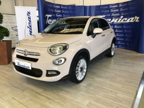 FIAT 500X 1.6 MultiJet 120 CV Pop Star opening edition