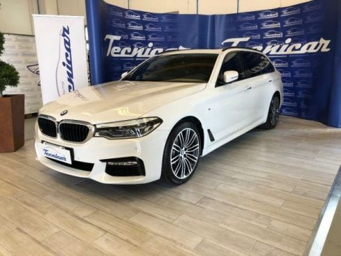 BMW 520 d xDrive Touring Msport