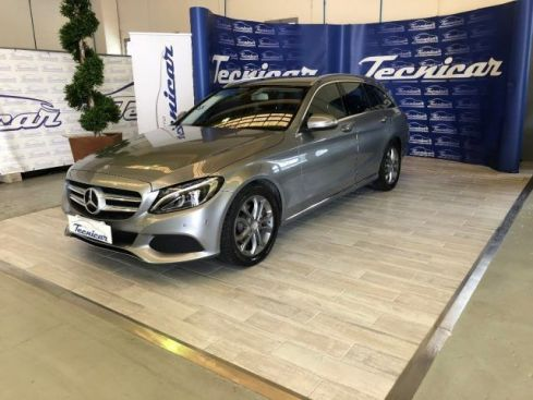 MERCEDES-BENZ C 200 d S.W. Auto Business