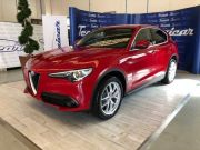 ALFA ROMEO STELVIO 2.2 TURBODIESEL 210 CV AT8 Q4 EXECUTIVE Km 0 2019