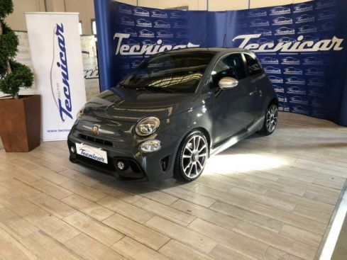 ABARTH 595 1.4 Turbo T-Jet 165 CV Turismo