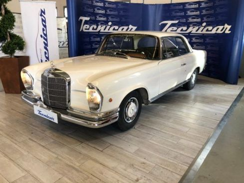 MERCEDES-BENZ 220 220 SE COUPE