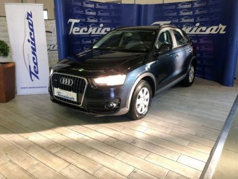 AUDI Q3 2.0 TDI quattro S tronic Advanced