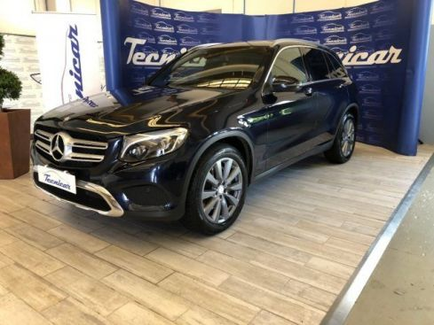 MERCEDES-BENZ GLC 220 d 4Matic Exclusive