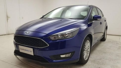 FORD Focus 1.5 TDCi 120CV S&S Trend