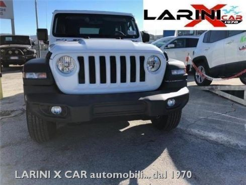 JEEP Wrangler JL NEW MODEL 2.2 TD UNLIMITED SPORT