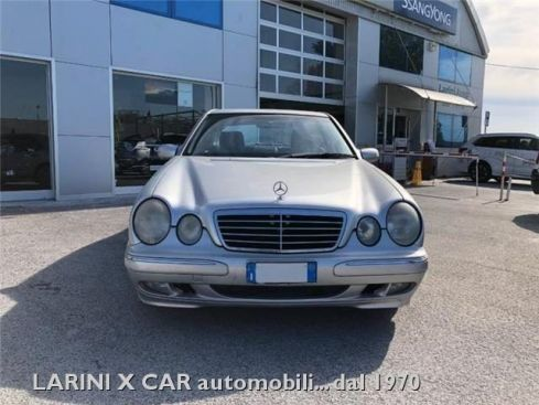 MERCEDES-BENZ E 200 CDI cat Avantgarde